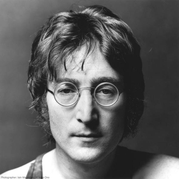 Lunettes de vue et de soleil John Lennon