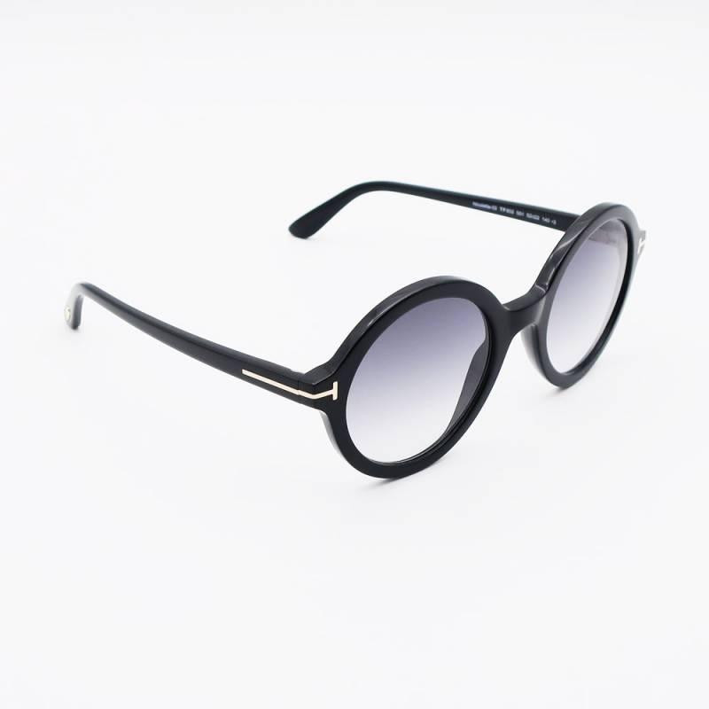 6332168479 Lunettes de soleil tom ford rondes modèle nicolette haute couture en ...