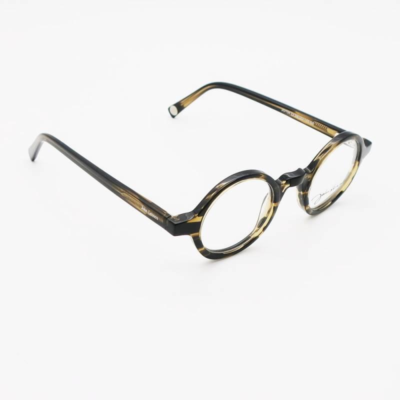 regarder 770c9 69cf3 Petites lunettes rondes john lennon monture en plastique en ...