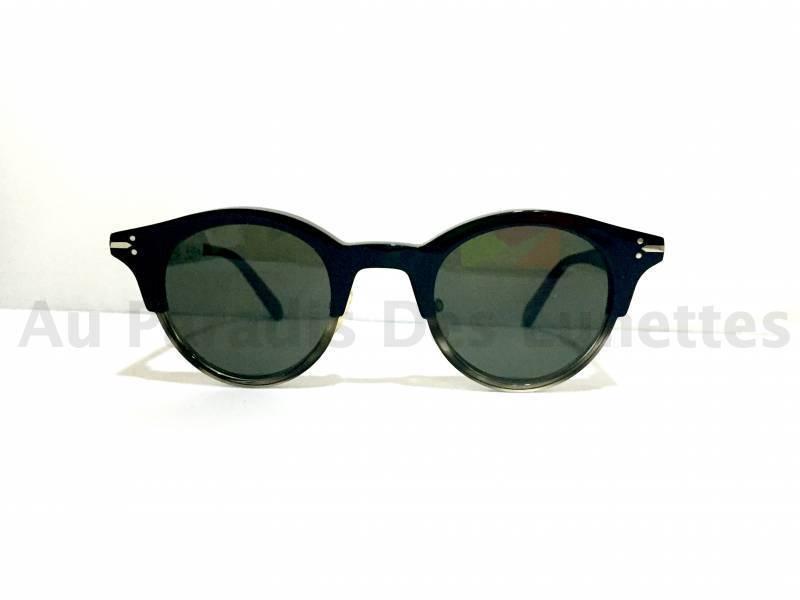 Vue de face lunettes de soleil Céline