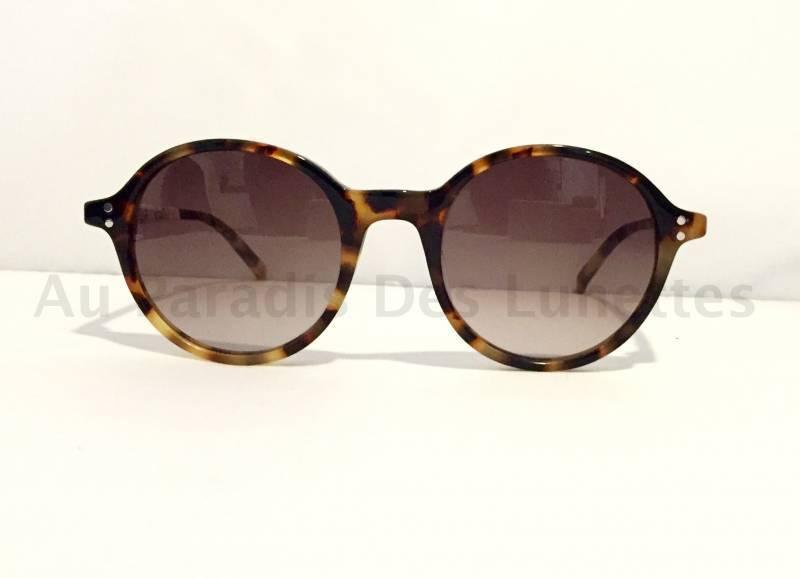 Vue de face lunettes de soleil MASSADA