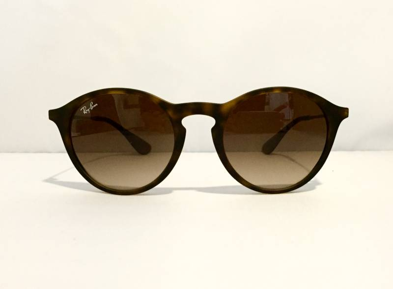 ray ban homme ronde solaire