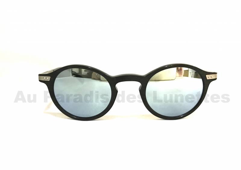 Lunettes de soleil miroir SILVER John Lennon
