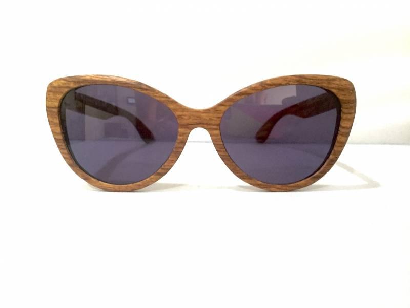 Vue de face lunettes de soleil Waiting For The Sun