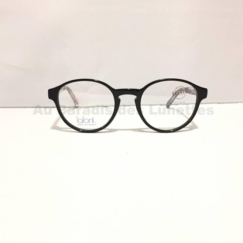lunettes noires enfants Lafont