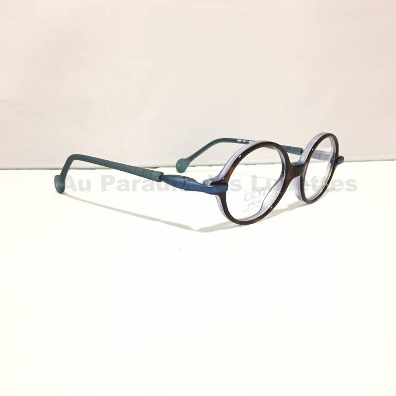 Vente de lunettes de soleil ou de vue   Lunettes de vue enfants LAFONT  rondes écaille 90624112b3bc