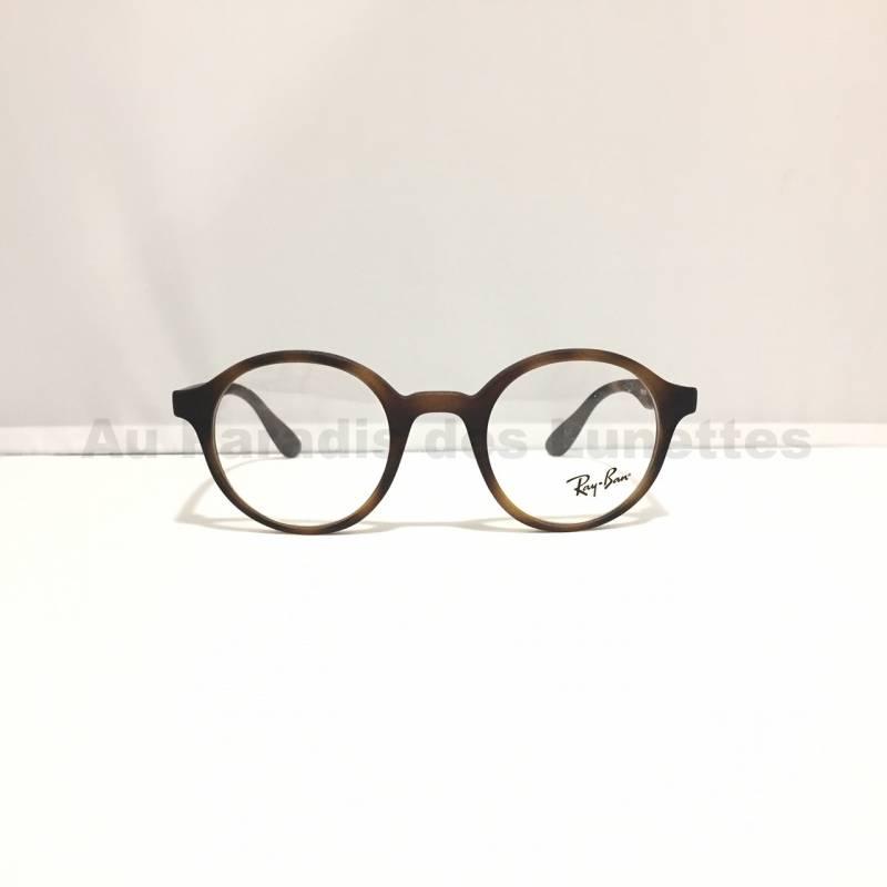 lunette de vue ronde ray ban femme