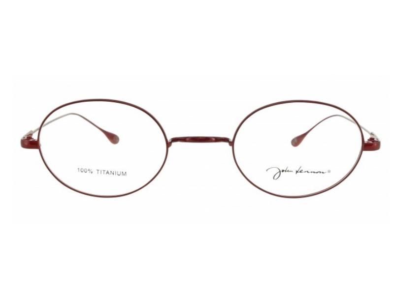 Vente de lunettes de soleil ou de vue   Lunettes de vue John Lennon ovales sans  plaquette en titane. Accueil     Lunettes ... 3db0ccd9cde6