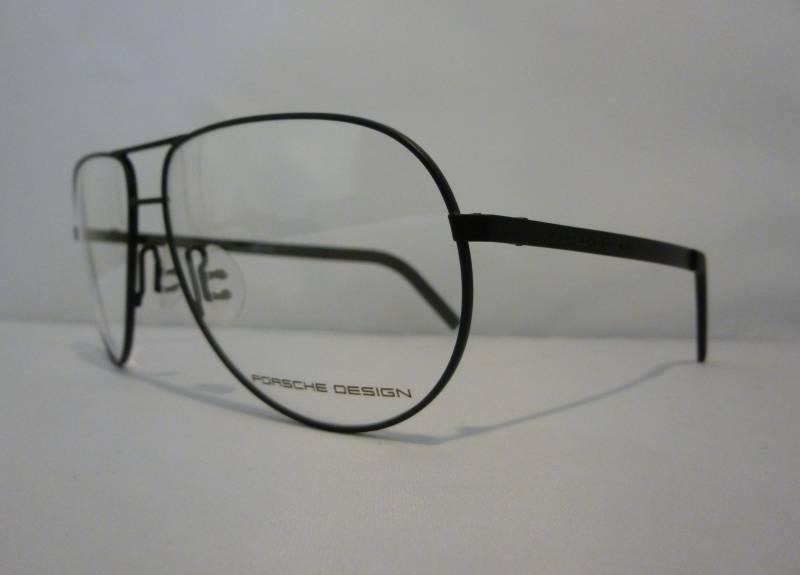 lunettes de vue porsche design xl forme aviateur au paradis des lunettes. Black Bedroom Furniture Sets. Home Design Ideas