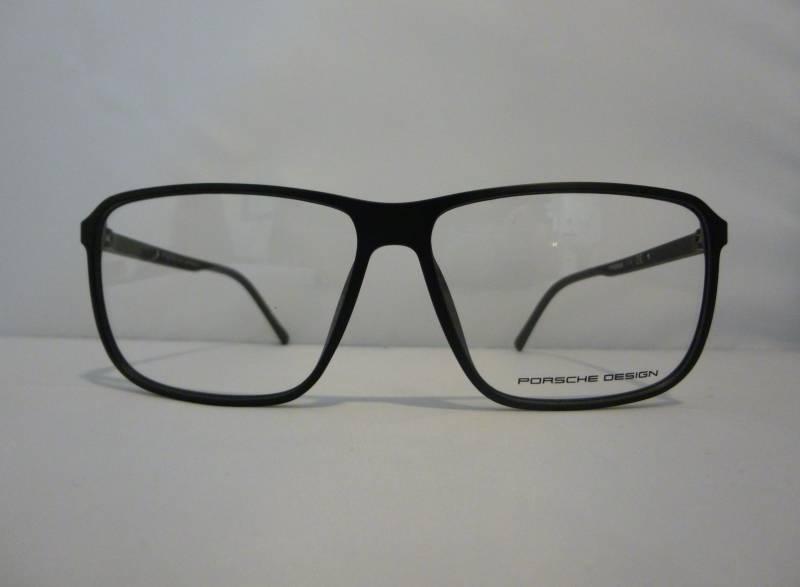 Vue de face lunettes Porsche Design