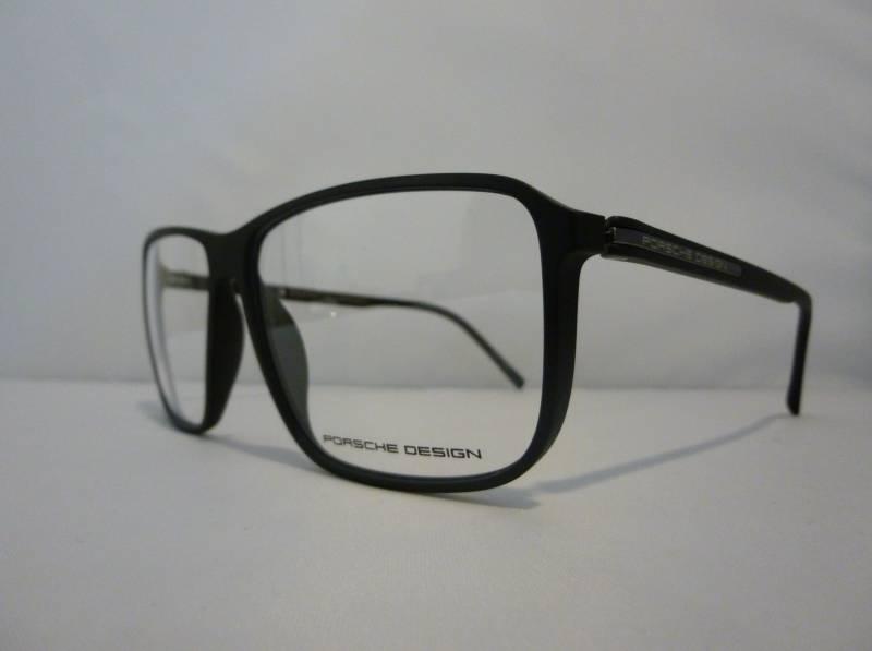lunettes de vue l g re porsche design noires au paradis des lunettes. Black Bedroom Furniture Sets. Home Design Ideas