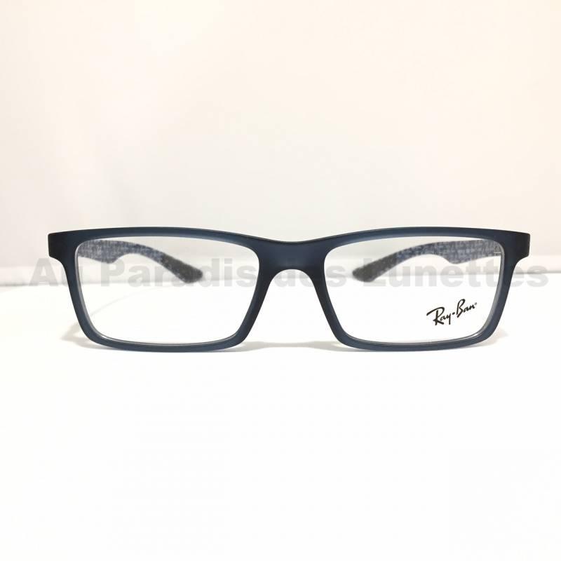 lunettes de vue bleu Ray Ban