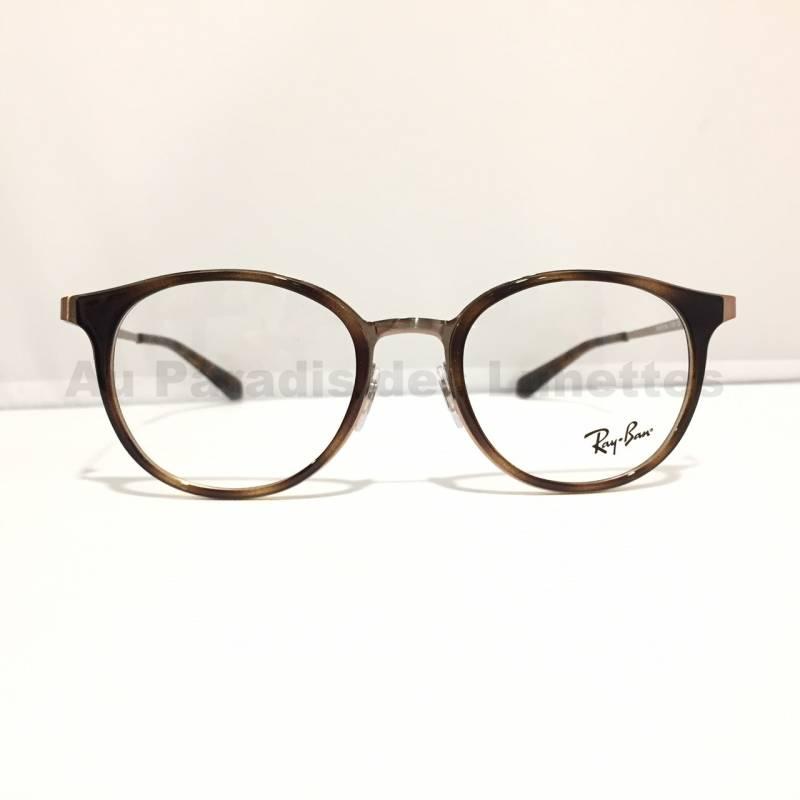 lunette ray ban de vue femme