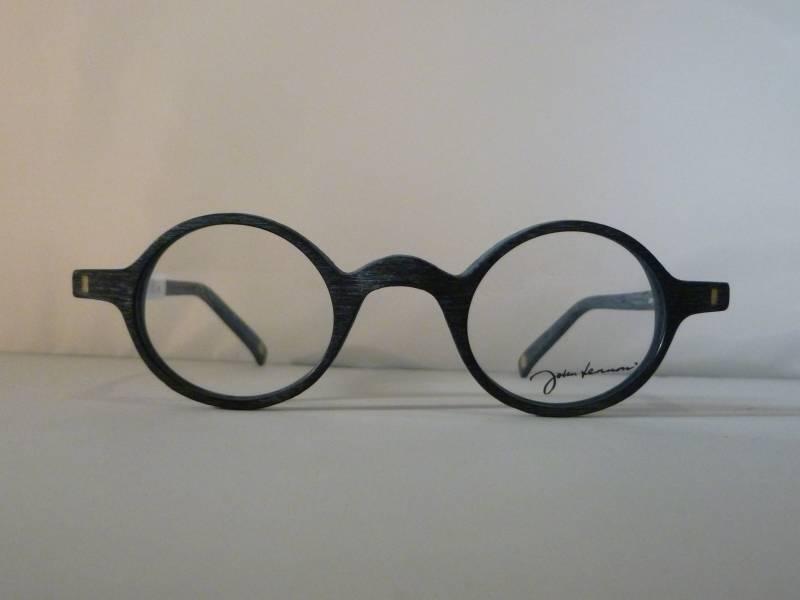 lunettes de vue ronde john lennon petit diam tre effet bross au paradis des lunettes. Black Bedroom Furniture Sets. Home Design Ideas