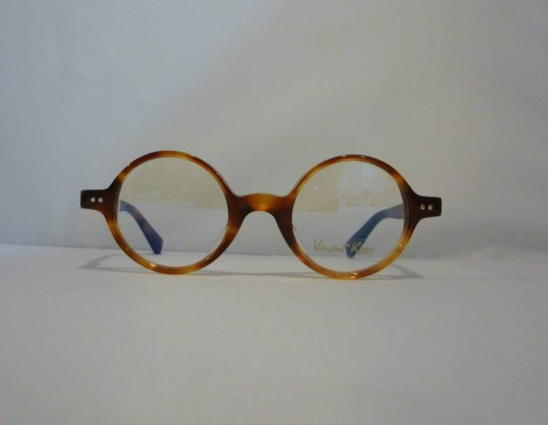 Vue de face lunettes de vue Vincent Kaes
