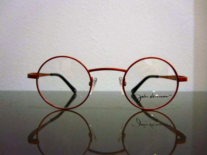 lunettes de vue rondes john lennon coloris fun au. Black Bedroom Furniture Sets. Home Design Ideas