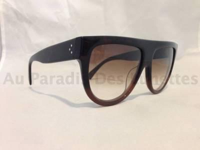 Vue de profil lunettes de soleil Céline Kim Kardashian Best seller