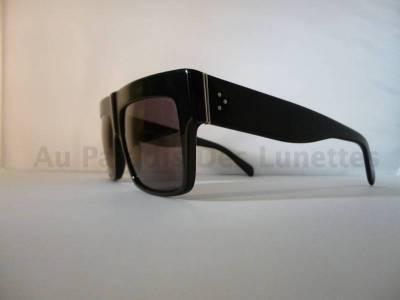 Vue de profil lunetets de soleil Celine ZZ TOP