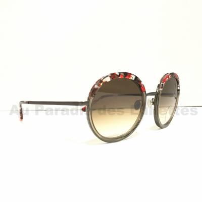 Profil lunettes de soleil rondes Etnia Barcelona