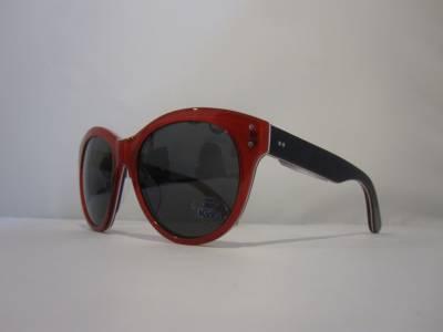 Vue de profil lunettes de sol