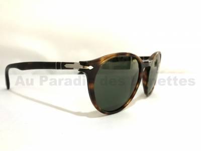 lunettes de soleil Persol écaille pour femmes