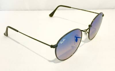 Vue de profil lunettes de soleil Ray-Ban