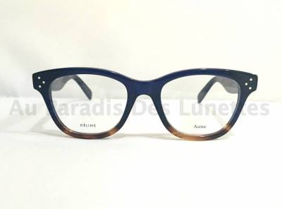 Vue de face lunettes de vue C�line