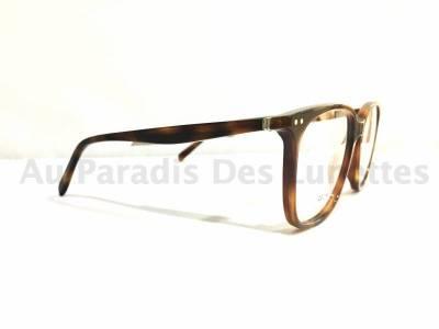 Vue de profil lunettes de vue Céline