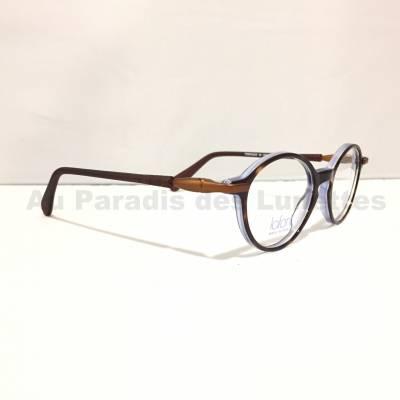 Détail lunettes de vue enfant LAFONT