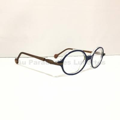 Profil lunettes rondes pour enfants Lafont