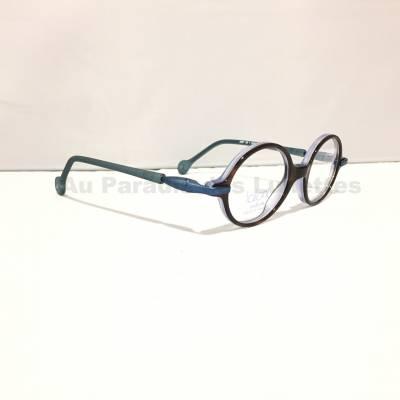Profil lunettes de vue rondes enfants Lafont