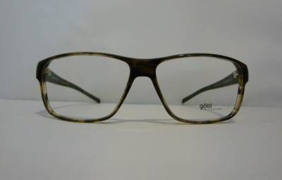 Vue de face lunettes de vue Götti pour homme