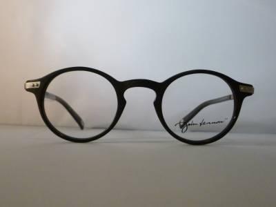 Lunettes de vue John Lennon noir mat effet brossé