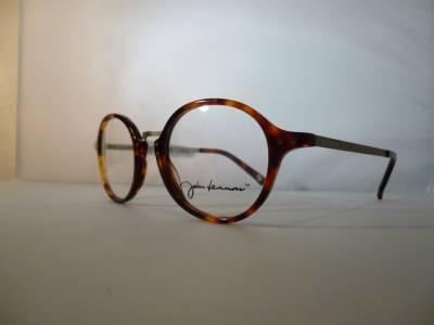 Vue de profil lunettes de vue John Lennon