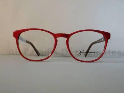 Lunettes de vu John Lennon rouges