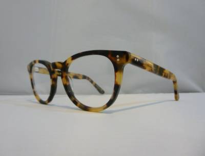 Vue de profil lunettes de vue MASSADA