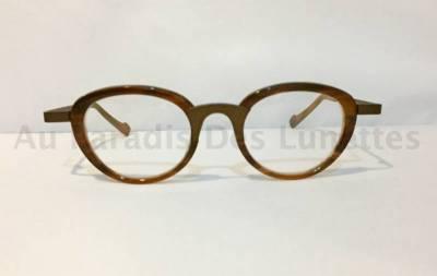 Vue de face lunettes de vue Matttew