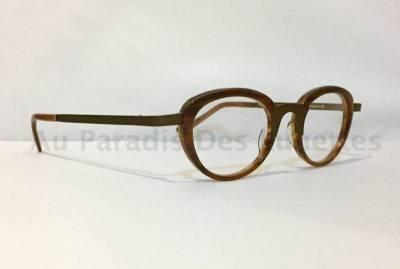 Vue de profil lunettes de vue Matttew