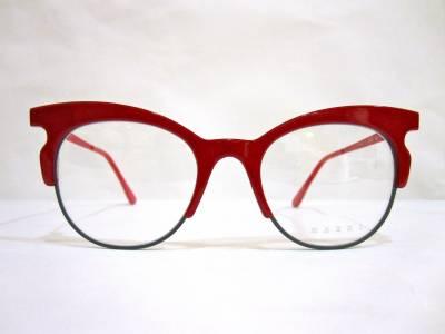 Lunettes de vue originales MARNI rouges