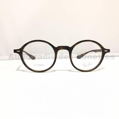 lunettes de vue round rayban