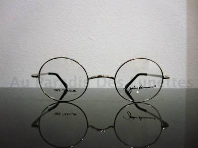 Lunettes de vue rondes en Titane John Lennon