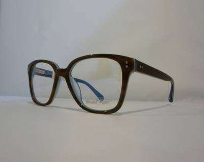 Vue de profil lunettes de vue Vincent Kaes