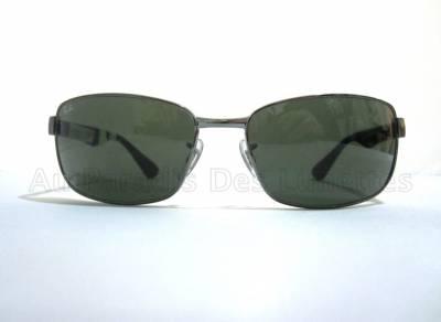 lunettes de soleil Ray Ban classiques en m�tal