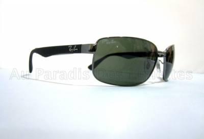 lunettes de soleil Ray Ban classiques en métal